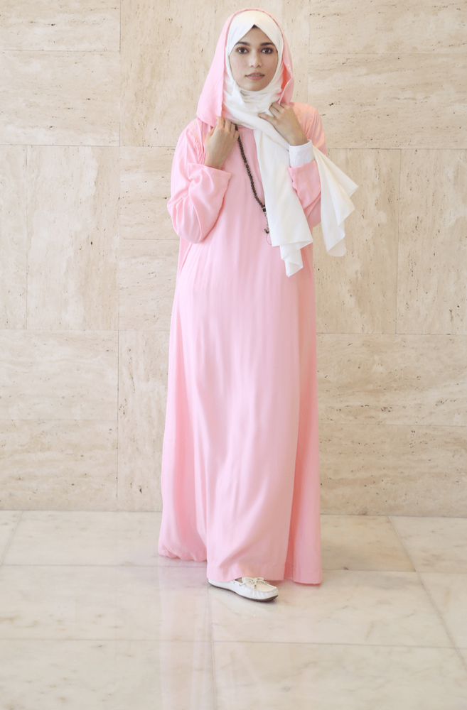 Women's Hoodie Long Dress