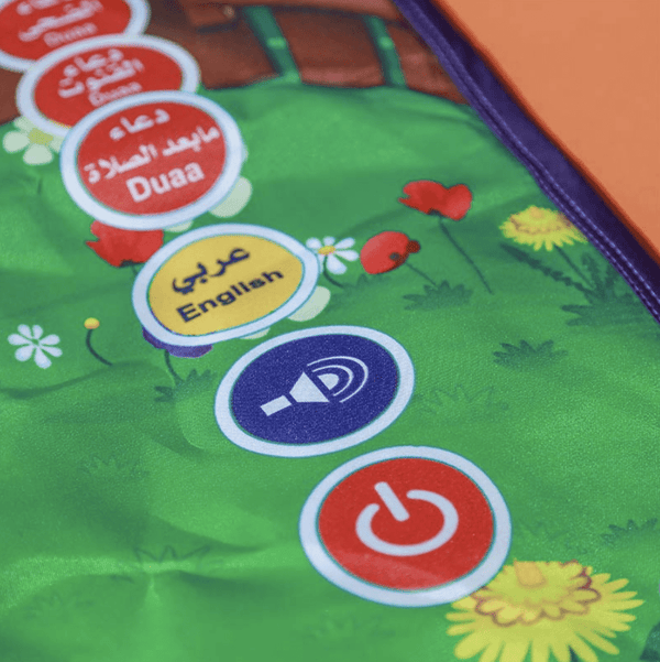Educational Prayer Mat