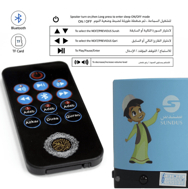 Educational Quran Speaker
