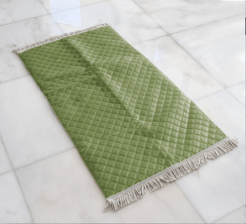 Apple Green Foam Prayer Mat