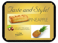 Load image into Gallery viewer, Diamond Bakery Premium Hawaiian Macadamia Nut Shortbread Cookies, Pineapple - Alii Snack Company