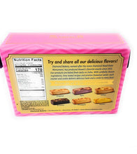 Load image into Gallery viewer, Diamond Bakery Hawaiian Shortbread Macadamia Nut Guava Cookies 4 oz - Alii Snack Company