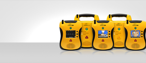 Defibtech AED's