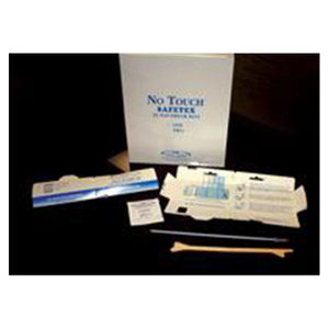No-Touch Pap Smear Test Kit Complete 25/bx, 20 BX/CA