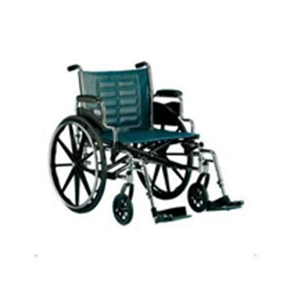 Wheelchair Transport Tracer IV Carbon Steel 300Lbs