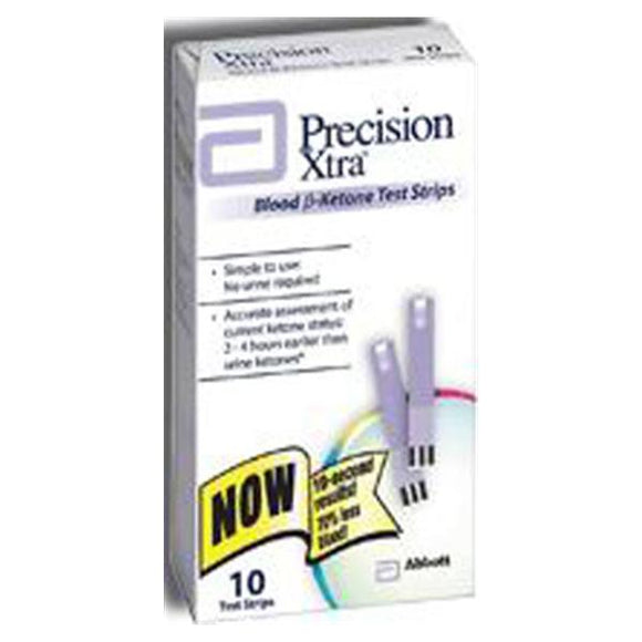Precision Xtra Ketone Test Strip 12Bx/Ca
