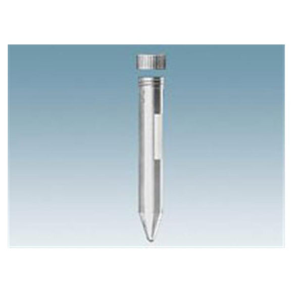 Test Tube Silicone 10mL 16x100mm Conical Non-Sterile 1000/Ca