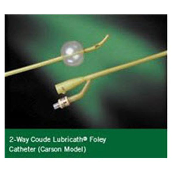 Catheter Foley Lubricath 14 5cc Md Cd Olv Tp Slcn Ct 2Wy 16 1/Ea, 12 EA/CA