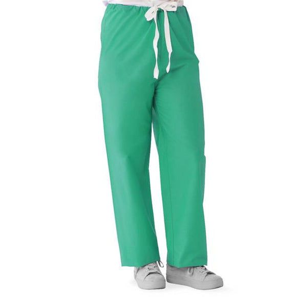 Pant Scrub Unisex Medium Jade Green 24/Bx