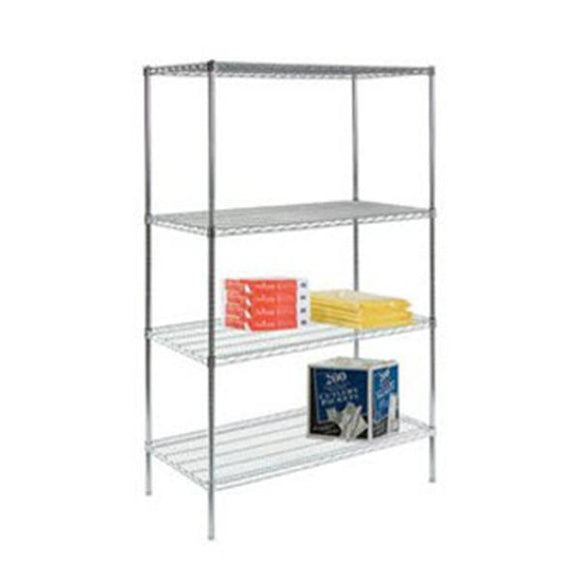Shelving Unit Storage 24x60x72
