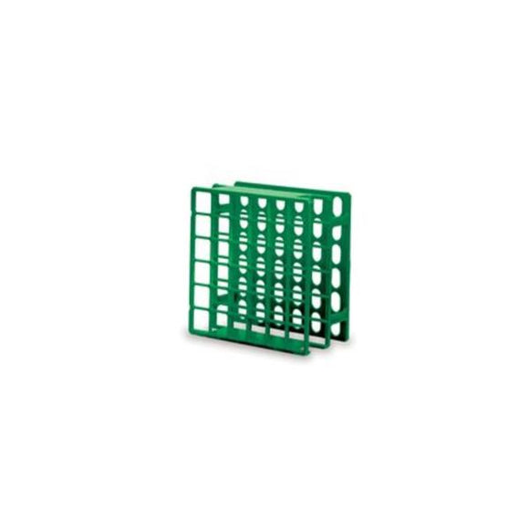 Mini Half Rack 17mm 36 Place Green Ea