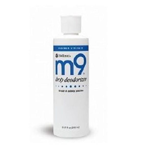 Drops Odor Eliminator M9 8oz Bt Ea, 6 EA/BX