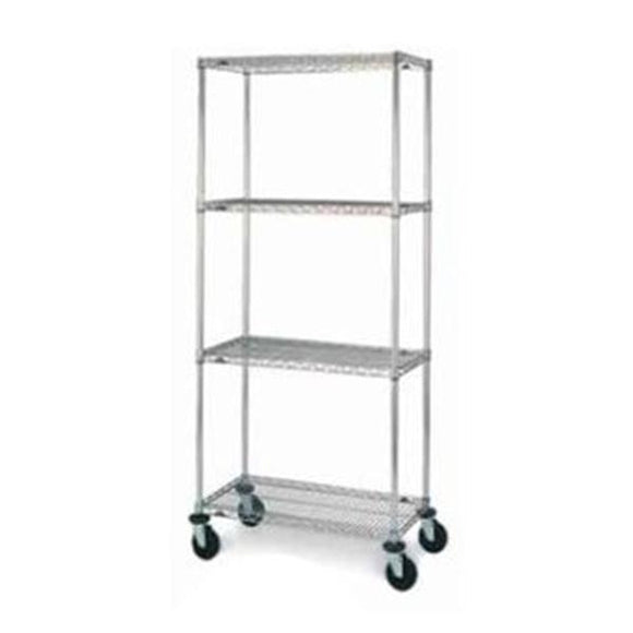 Shelving Unit Super Erecta Brite 18x48x69