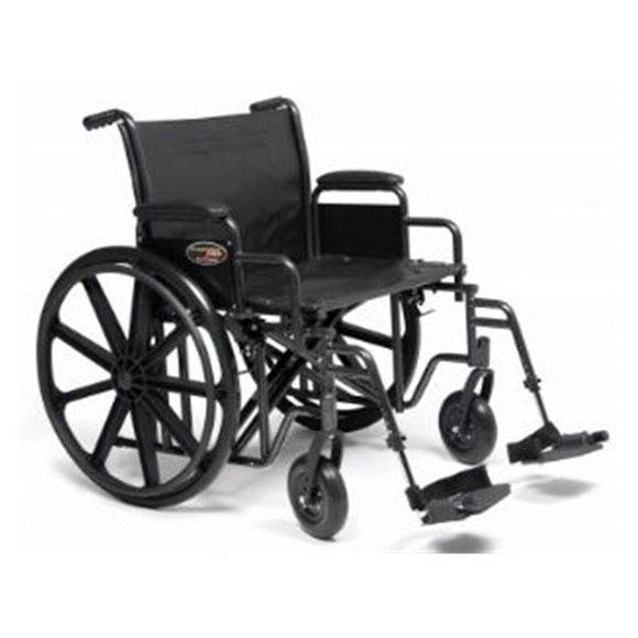 Wheelchair Traveler HD 500lb 28x18