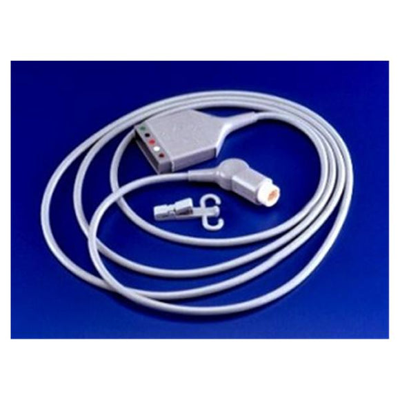 Trunk Cable Patient For ECG 12-Pin 5-Lead Ea