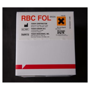 RBC Folate Pretreatment Ea