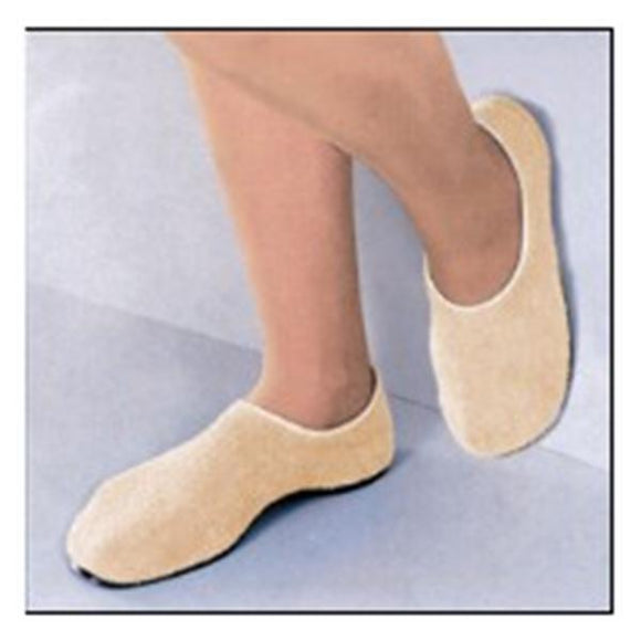 Slippers Footwear Pillow Paws Unisex Adult 1.5-4.5 48Pr/Ca