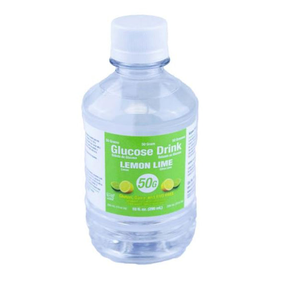 Glucose Tolerance Beverage Lemon Lime 50gm 6/Pk, 4 PK/CA