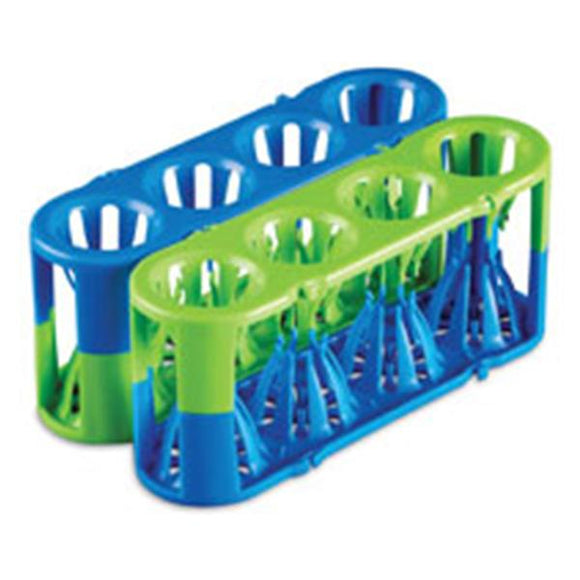 Test Tube Rack Rack Delrin Polyoxymethylene (POM) Pack 2/Pk