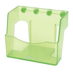 "MagLab Magnetic Holder ABS Plastic Light Green 5.1x3.5x3.8"" Ea"