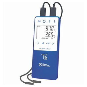 TraceableLive Refrigerator/Freezer Thermometer -50 to 60°C Ea