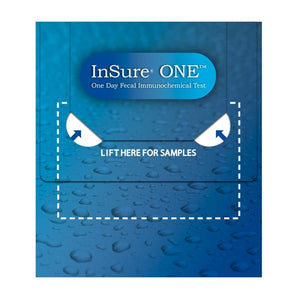InSure FIT Cntrl +/- FIT f/ Clrctl CA 1.5mL Kt 2/Bx, 12 BX/CA