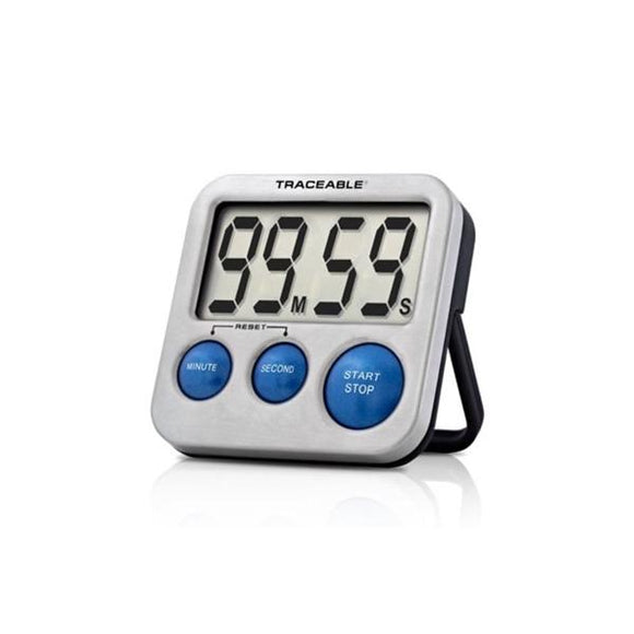 Traceable 99M/59S Timer 1Min Alarm Ea
