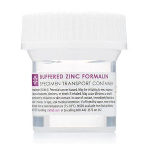 Buffered Zinc Formalin 120mL 96/Ca