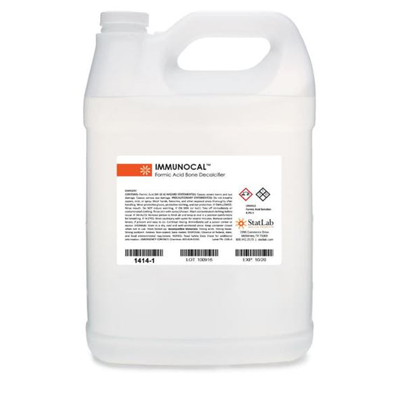 Immunocal Decalcifier 1gal 1Gal/Bt
