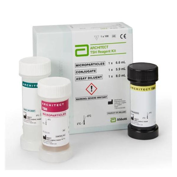 TSH: Thyroid-Stimulating Hormone Reagent 100 Test Ea