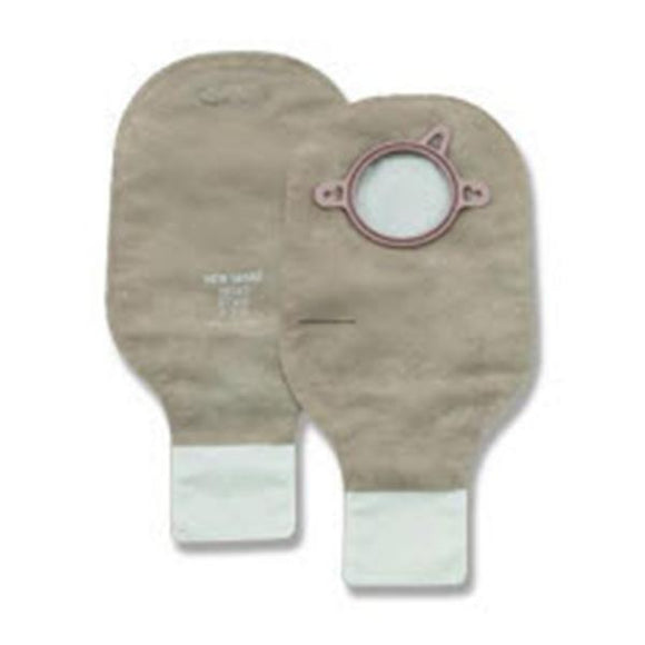 Drainable Ostomy Pouch New Image™ 12 Inch Length 10/Box