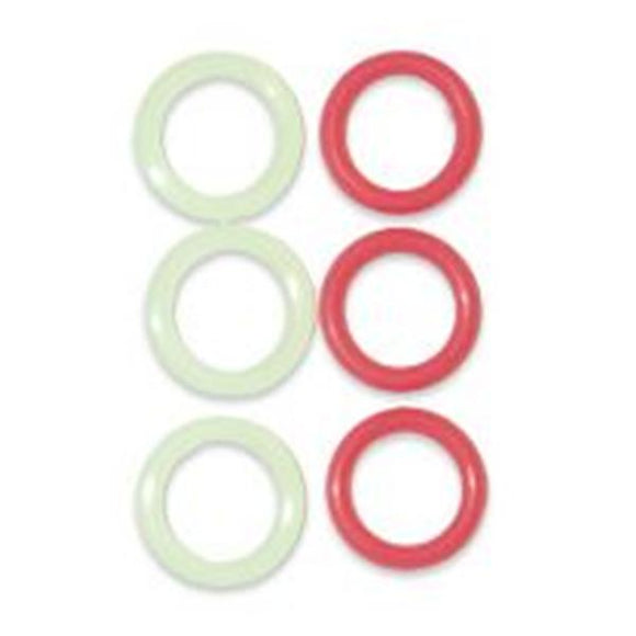 O-Ring Accessory For PowerPeel Microdermabrasion Handpiece 6/Pk