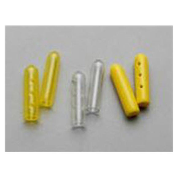 Protector Instrument Tip 5x25mm Yellow 100/Pk