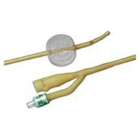 Catheter Foley Lubricath 24 5cc Md Cd Olv Tp Slcn Ct 2Wy 16 12/Ca, 1 CA/BX