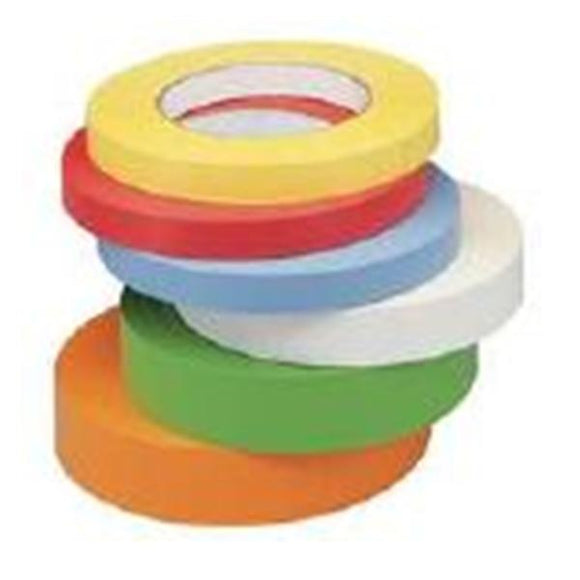 S/P Labeling Tape White 3/4