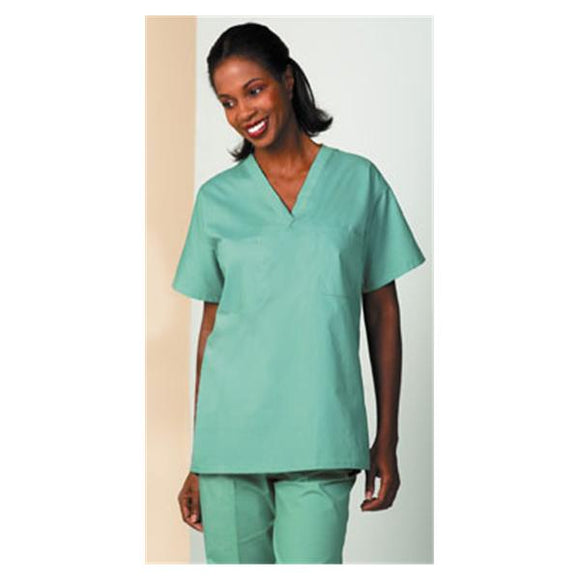 Shirt Scrub Fashion Seal 6794 Unisex Small Jade Green Ea