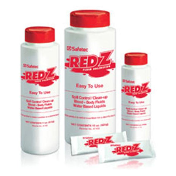 Solidifier Spill Red Z <22000cc 16oz Red/White 16oz/Bt, 12 BT/CA