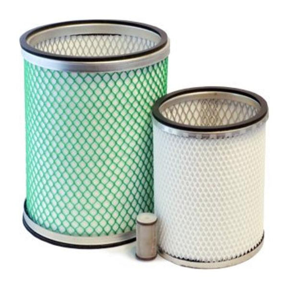 Bison Service Filter Set Air & Oil Filter Elements Each