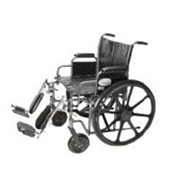 Wheelchair 300lb Capacity 18x16