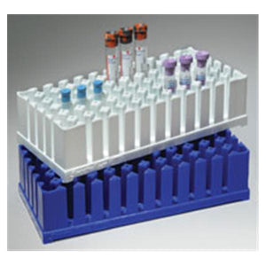 Smoothrack Tube Rack 10-16mm 72 Place Blue Ea, 5 EA/CA