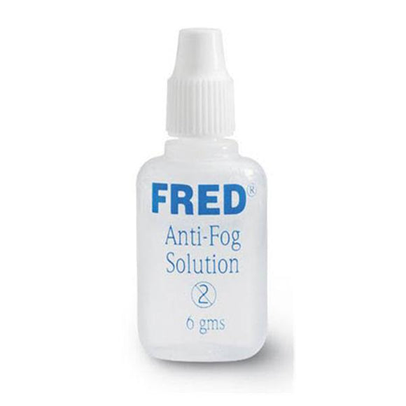 Solution Anti-Fog Fred 6gm Disposable Ea, 20 EA/BX