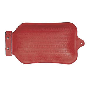 Grafco Hot Water Bottle Red Silicone Ea