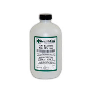 Potassium Hydroxide Culture 16oz Bottle Ea