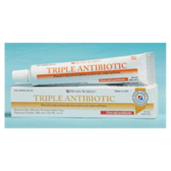 HSI Triple Antibiotic Ointment 1oz Tb, 144 TB CA