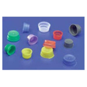Monoject Tube Cap Blue 1000/Pk, 10 PK/CA