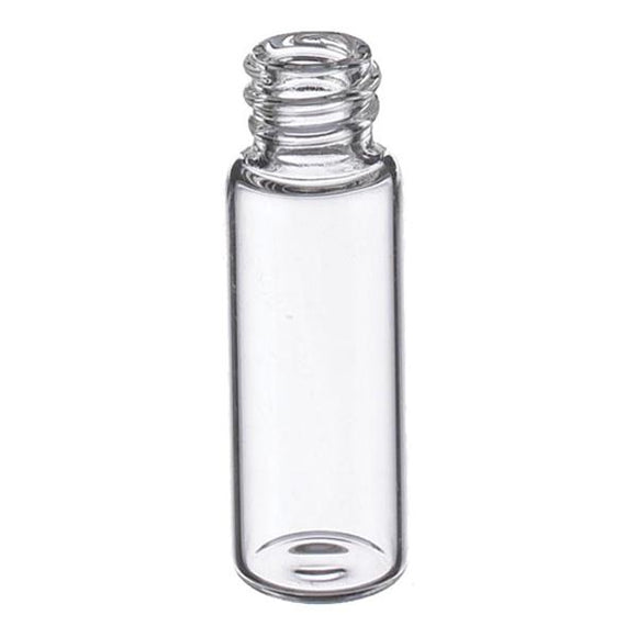 Vial Tube Glass Clear 1.8mL 200/Ca