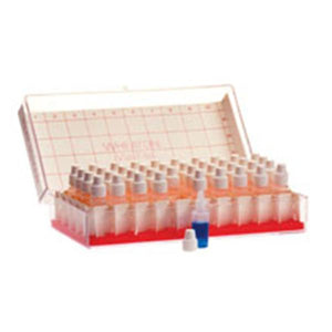 Vial File Dropping Bottle LDPE 3mL 40/Ca