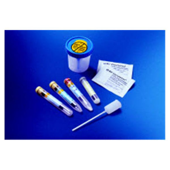 Vacutainer Plastic Collection Kit 8mL Sterile 50/Bx, 4 BX/CA