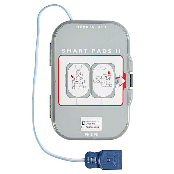 Smart Pad II Defibrillator Pads Adult / Child
