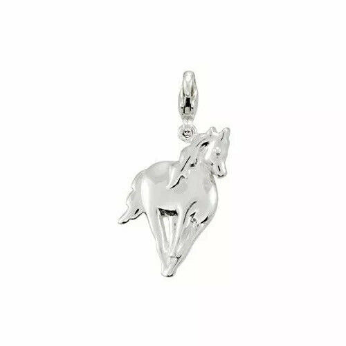 Charming Animals Horse Charm Sterling Silver New in Box USA Lobster Clasp